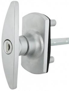 garage door handle